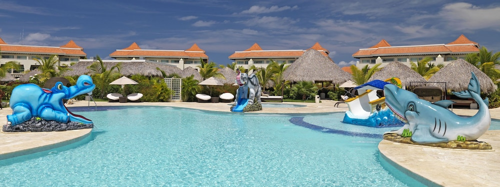 Children's Pool, The Reserve At Paradisus Palma Real Resort All Inclusive