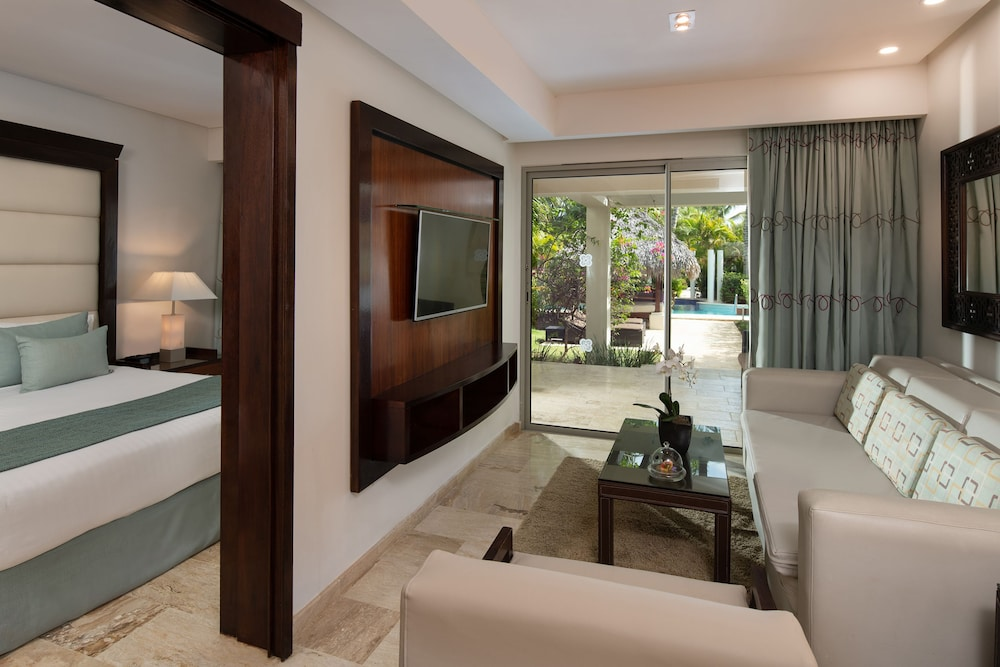 Living Area, The Reserve At Paradisus Palma Real Resort All Inclusive
