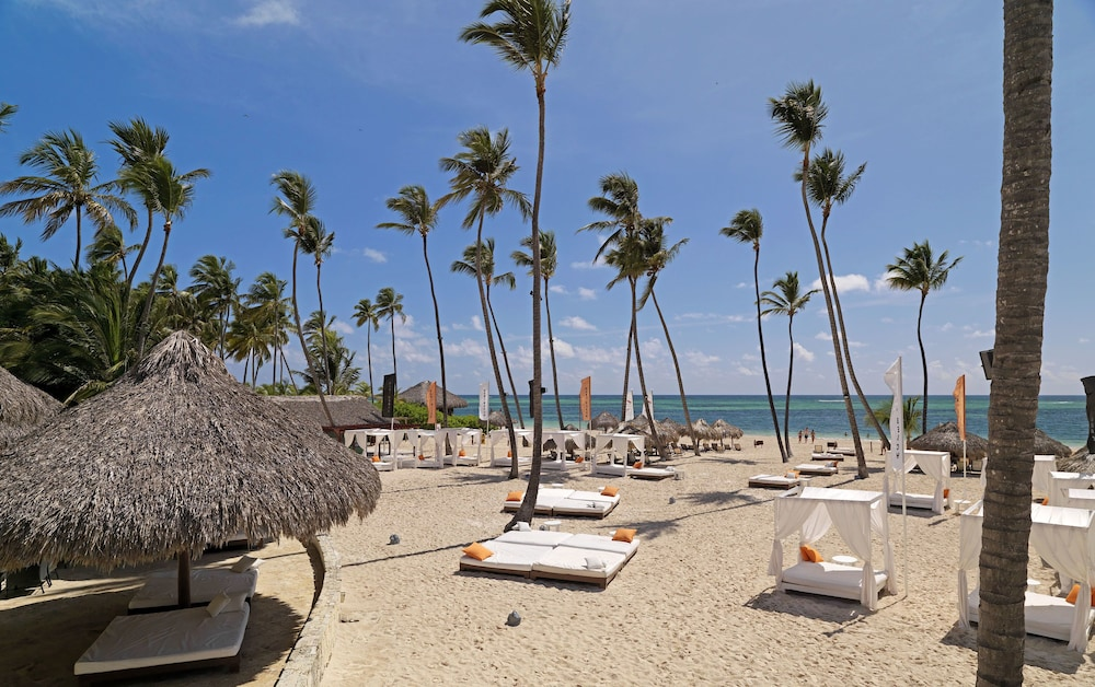 Beach, The Reserve At Paradisus Palma Real Resort All Inclusive