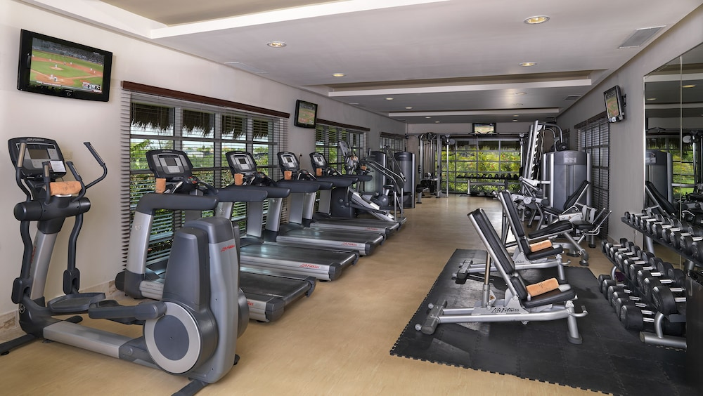 Gym, The Reserve At Paradisus Palma Real Resort All Inclusive