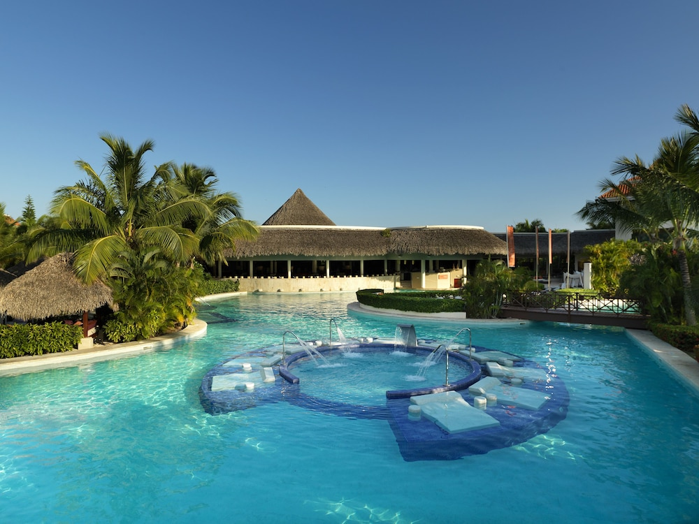 Swim-up Bar, The Reserve At Paradisus Palma Real Resort All Inclusive