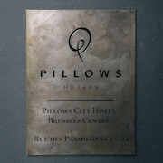 Pillows City Hotel Brussels Centre