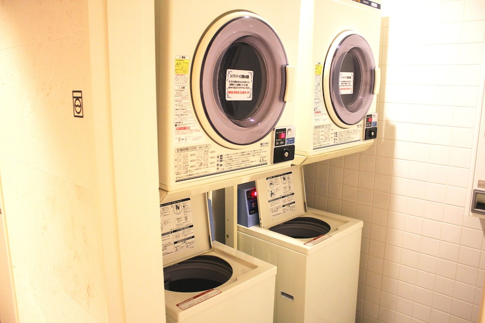 Laundry Room, Hotel WBF Art Stay Naha Kokusai-dori