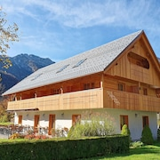 Hotel & Villa STARE at Lake Bohinj
