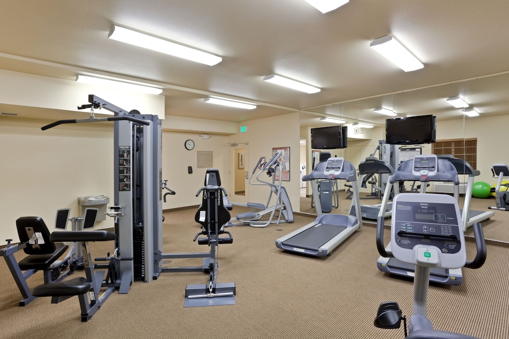 Fitness Facility, Candlewood Suites Lakewood, an IHG Hotel