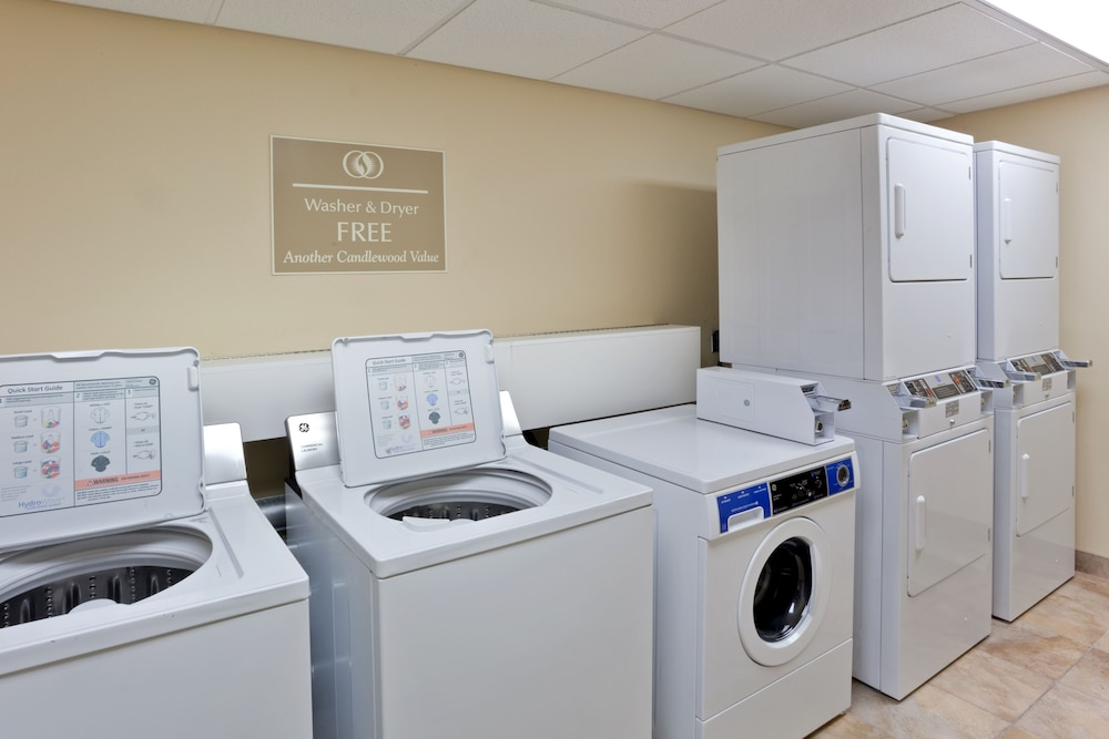 Laundry Room, Candlewood Suites Lakewood, an IHG Hotel