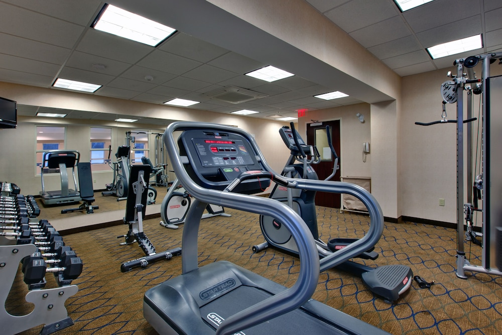 Fitness Facility, Holiday Inn Express Hotel & Suites Kincardine - Downtown, an IHG Hotel