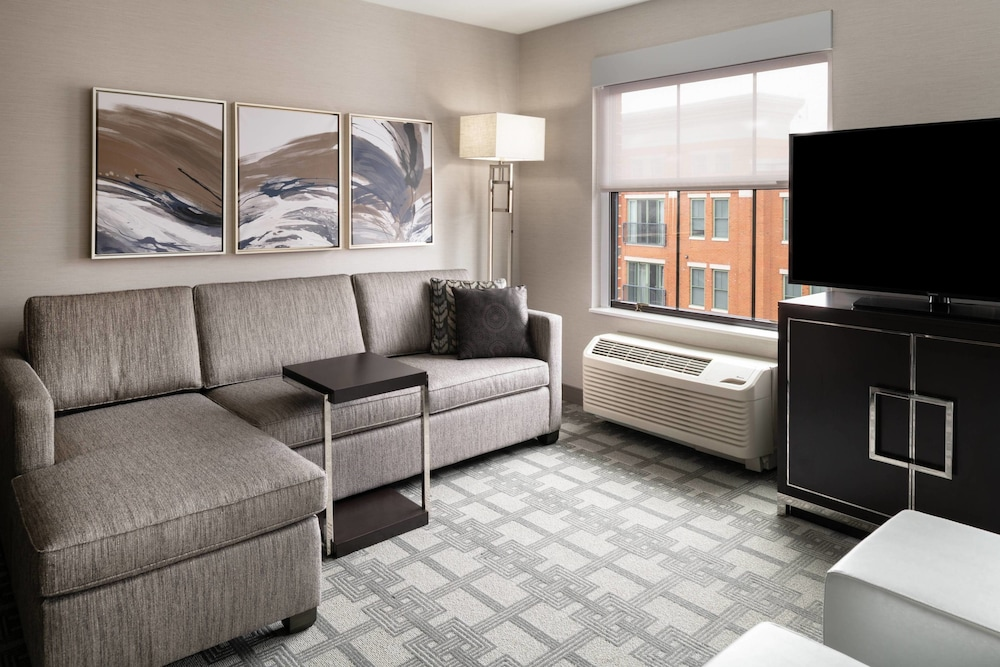 Room, Residence Inn by Marriott Portsmouth Downtown/ Waterfront