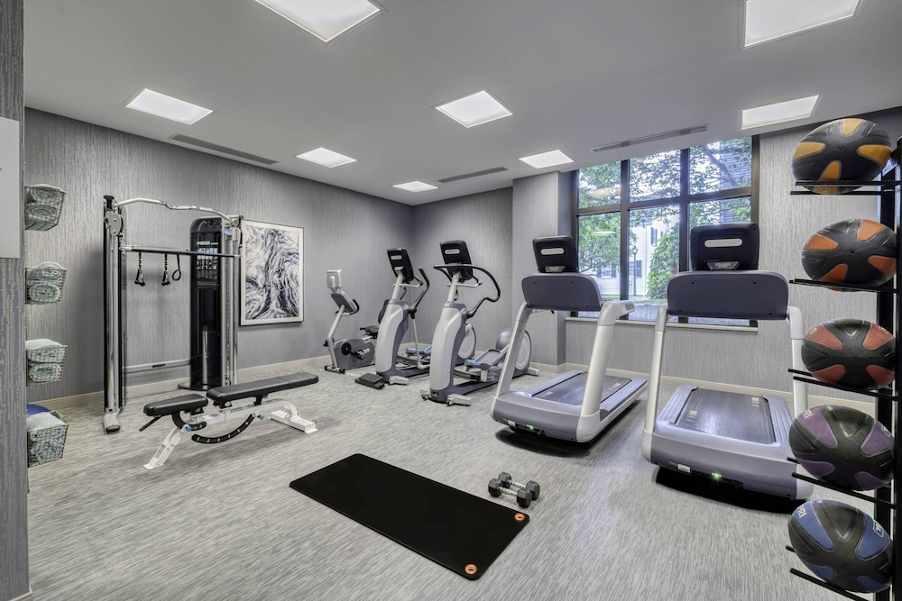 Fitness Facility, Residence Inn by Marriott Portsmouth Downtown/ Waterfront