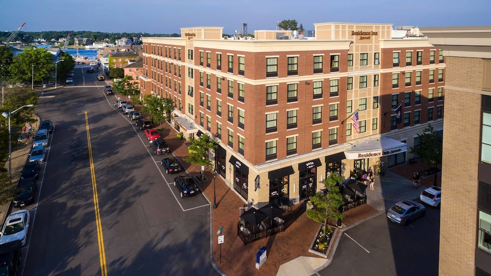 Exterior, Residence Inn by Marriott Portsmouth Downtown/ Waterfront