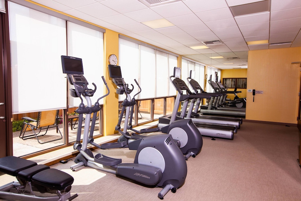 Fitness Facility, SpringHill Suites by Marriott Wenatchee