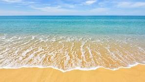 海灘、白沙、瑜珈