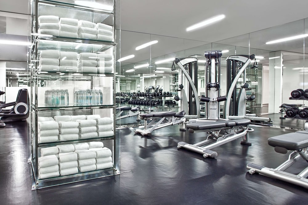Fitness Facility, Andaz 5th Avenue - a concept by Hyatt