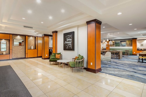 Fairfield Inn & Suites by Marriott Houston Conroe/Woodlands