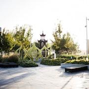 Udendørs område