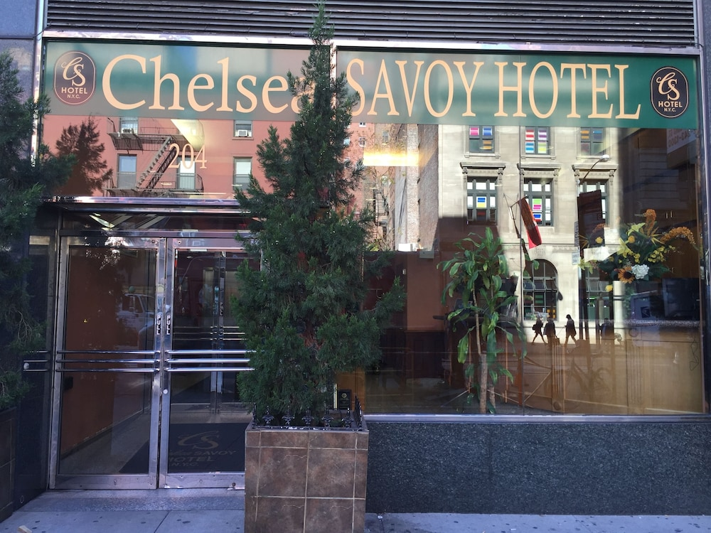 Featured Image, Chelsea Savoy Hotel