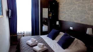 Coffre-forts dans les chambres, bureau, lits bébés (en supplément)