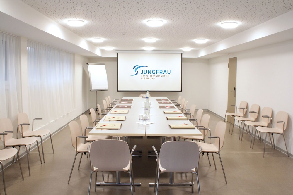 Meeting Facility, Jungfrau Hotel