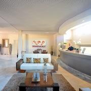 Réception du spa
