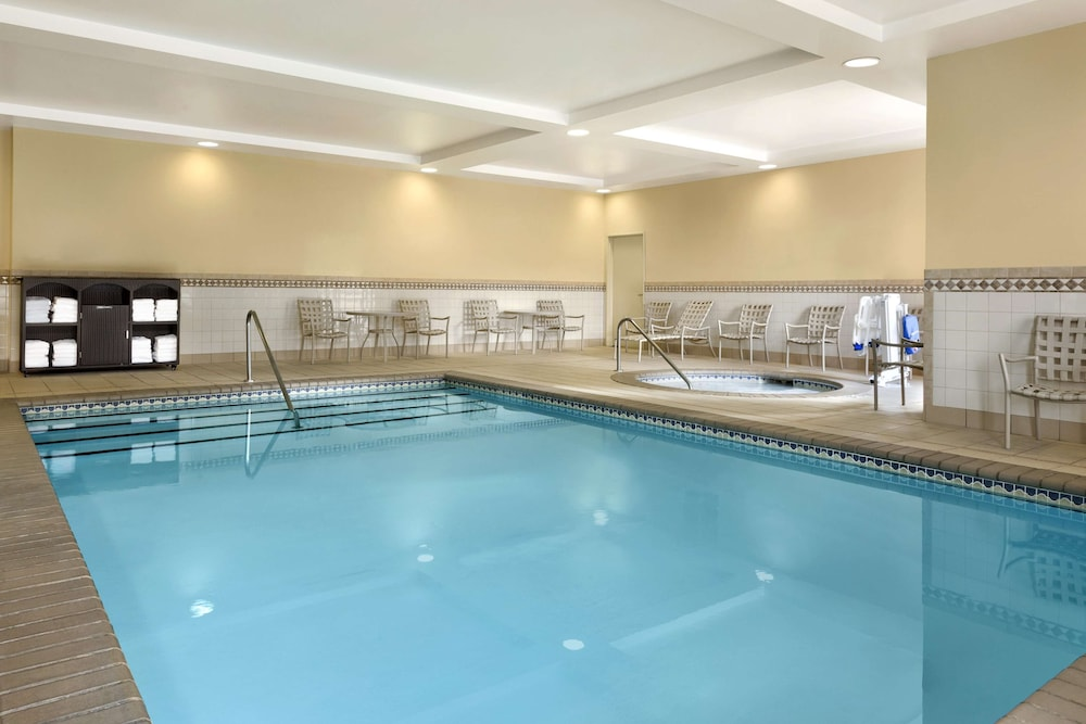 Pool, Hilton Garden Inn Bartlesville