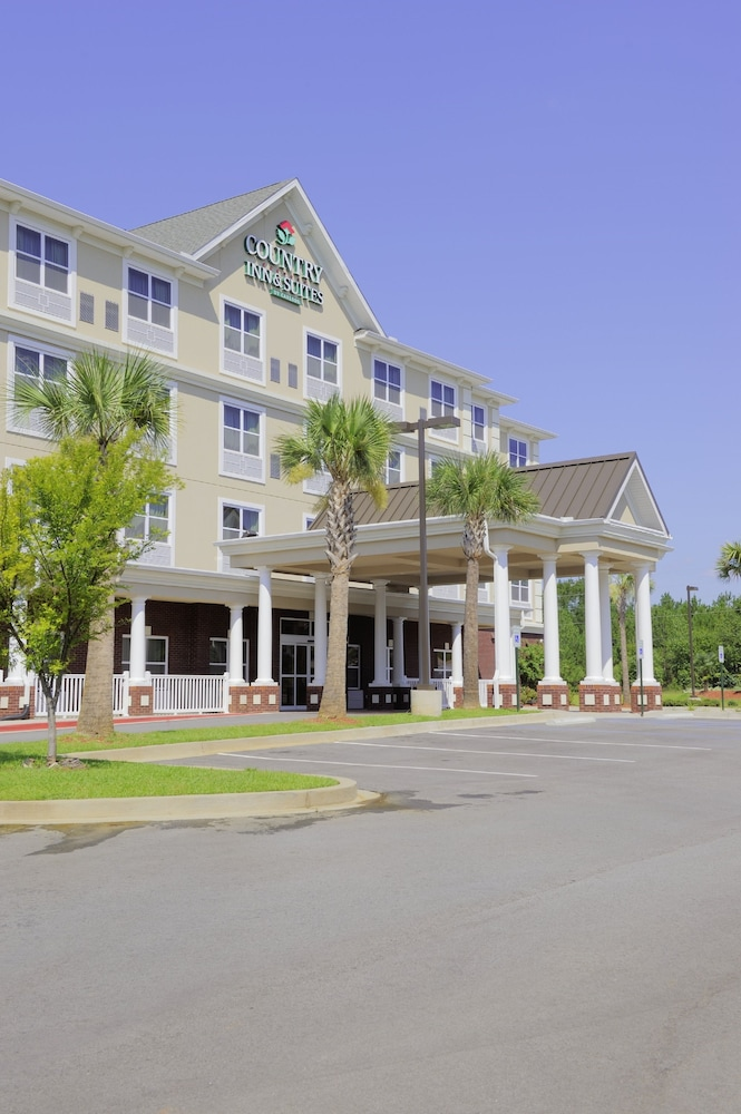 Front of Property - Evening/Night, Country Inn & Suites by Radisson, Columbia at Harbison, SC