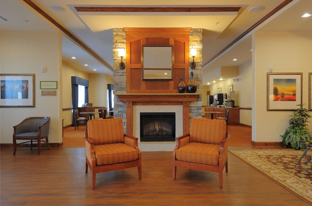 Lobby, Country Inn & Suites by Radisson, Columbia at Harbison, SC