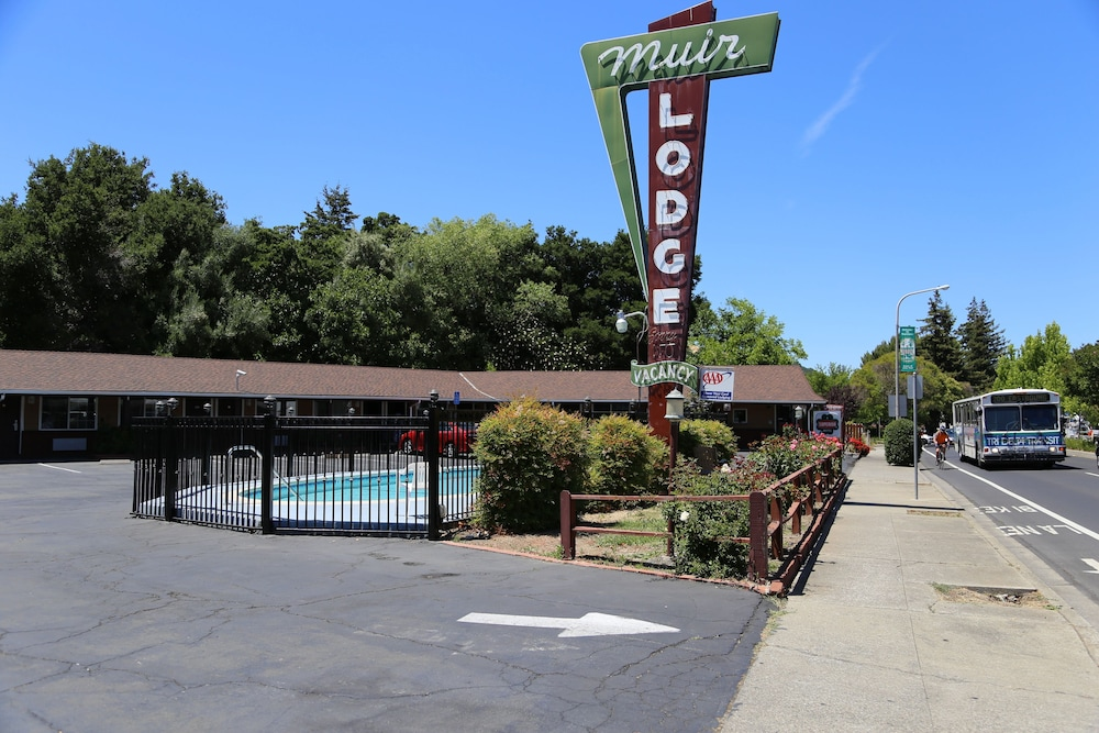 Featured Image, Muir Lodge Motel