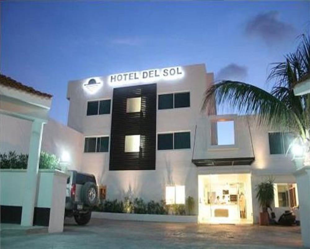 Hotel del sol in cancun cheap hotel deals rates for Cheap hotels