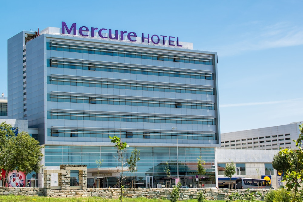 Front of Property - Evening/Night, Mercure Lisboa Almada