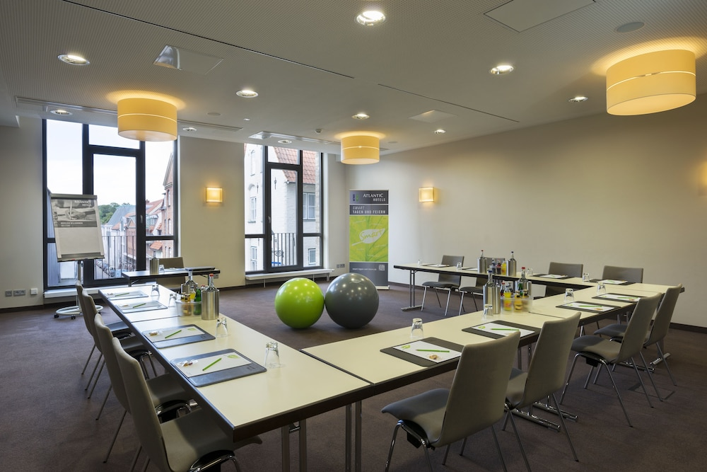 Meeting Facility, Atlantic Hotel Luebeck