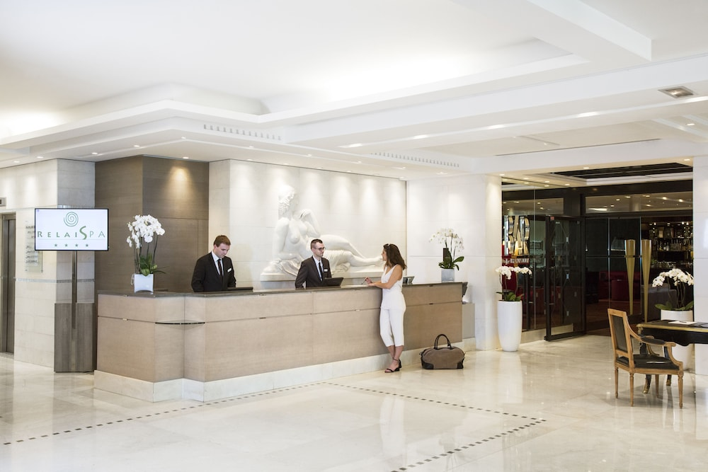 Relais Spa Val D Europe In Paris Hotel Rates Reviews On Orbitz