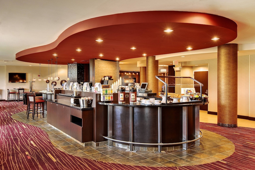 Restaurant, Courtyard by Marriott Keene Downtown