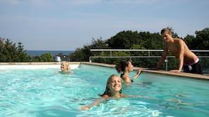 Indendørs pool, liggestole