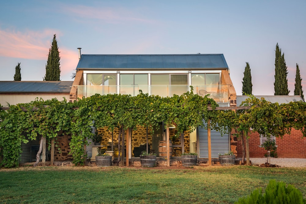 Front of Property, Barossa Shiraz Estate