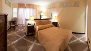 Sängtillbehör av högsta kvalitet, minibar, gratis wi-fi och sängkläder