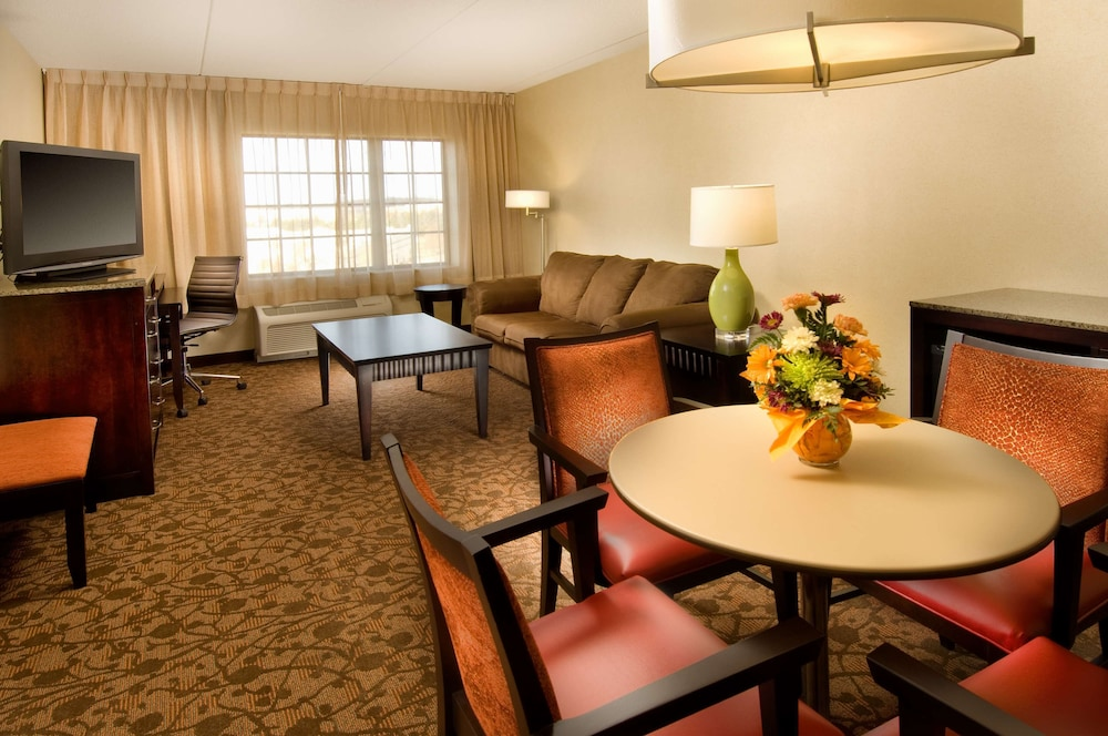 Living Area, DoubleTree by Hilton Sterling - Dulles Airport