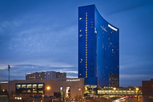 Check Expedia for Availability of JW Marriott Indianapolis