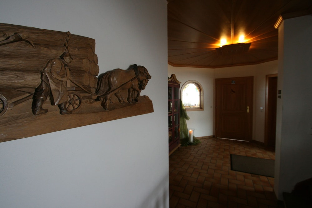Interior Detail, Café Pension Feldbergblick