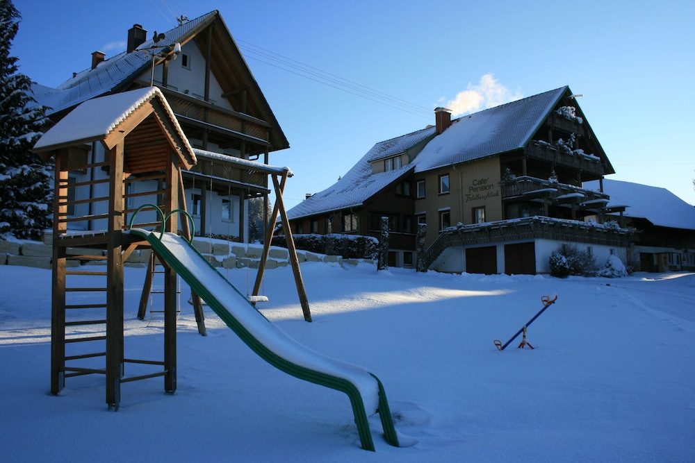 Children's Play Area - Outdoor, Café Pension Feldbergblick