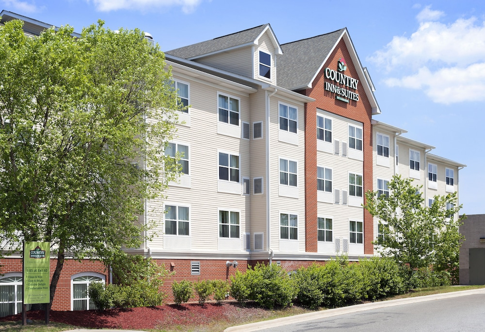 Exterior, Country Inn & Suites by Radisson, Concord (Kannapolis), NC