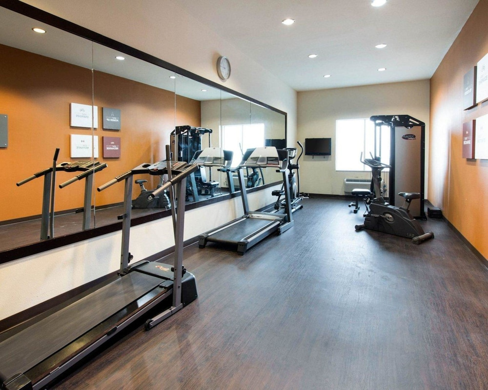 Fitness Facility, Comfort Suites Waxahachie - Dallas
