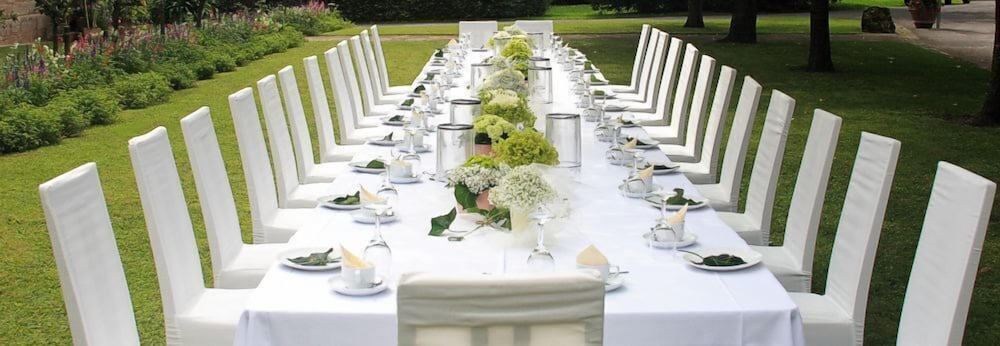 Outdoor Dining, ShoreWay Acres Inn & Cape Cod Lodging