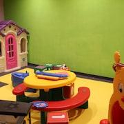 Area giochi per bambini (al coperto)