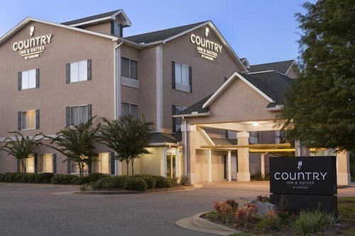 Front of Property - Evening/Night, Country Inn & Suites by Radisson, Saraland, AL