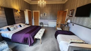 10 Schlafzimmer, Bettwäsche aus ägyptischer Baumwolle