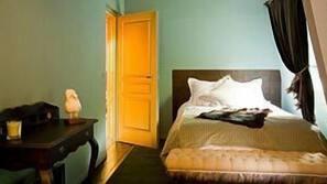1 chambre, literie de qualité supérieure