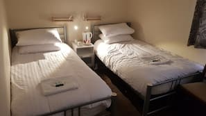 Pillow-top beds, in-room safe, free WiFi, wheelchair access