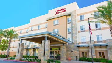 Hampton Inn and Suites Riverside/Corona East