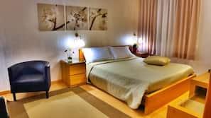 Biancheria da letto di alta qualità, materassi in memory foam