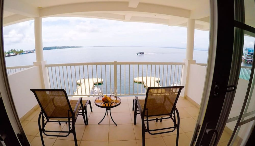 Balcony, Tropical Suites Hotel